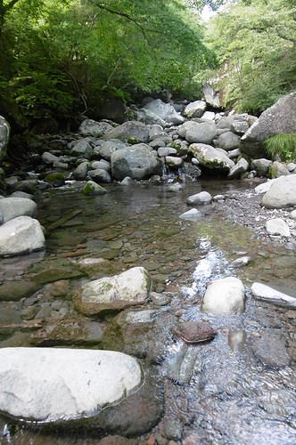 吐竜(どりゅう)の滝